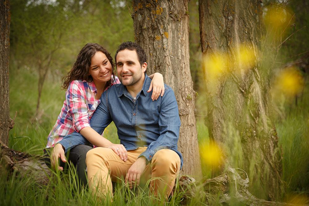 Pre boda de Sergio y Vanesa