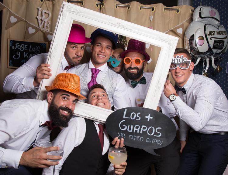 José Luis y sus amigos