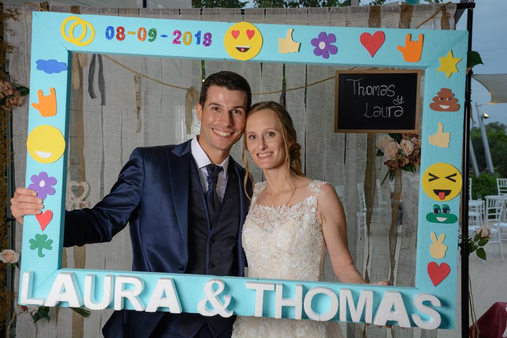 Thomas y Laura